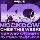 Impact Wrestling ramène l'événement Knockouts Knockdown, une ancienne star de la WWE NXT en compétition