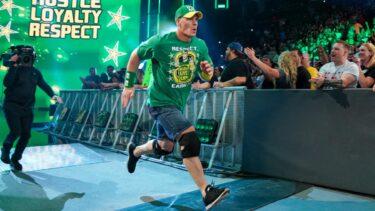 John Cena se souvient de la leçon de JBL à WWE WrestleMania 21