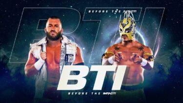 John Skyler et Laredo Kid règlent le score dans un match en caoutchouc volatil sur BTI - IMPACT Wrestling