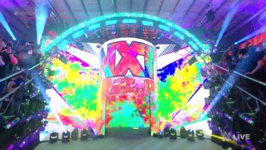 La WWE dépose deux marques pour le nouveau talk-show NXT 2.0