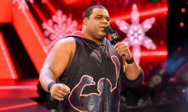 La WWE semble pleinement engagée dans la nouvelle version de Keith Lee
