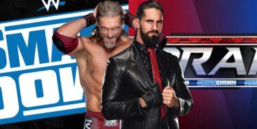 Le retour d'Edge à SmackDown pourrait être lié aux rumeurs de plans préliminaires de la WWE