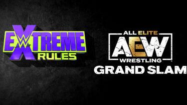 Pas de trucs à Extreme Rules?  Engouement pour le Grand Chelem AEW?  & Q&R du lundi matin