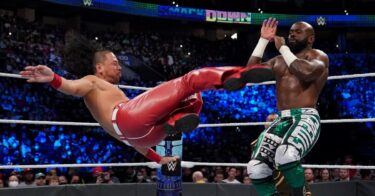 Rapport sur les stocks de la WWE: Apollo Crews cherche désespérément un nouveau gadget