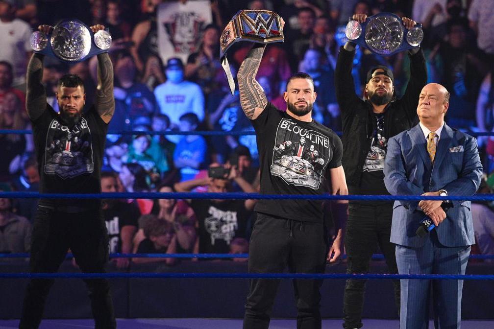 Résultats de WWE SmackDown : gagnants, notes, faits saillants et analyse du 3 septembre    Rapport du blanchisseur