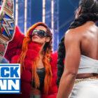 Résultats de l'événement en direct de la WWE à Cardiff, au Pays de Galles (9/21): Becky Lynch fait la une contre Bianca Belair