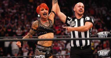 Ruby Soho d'AEW ne sait pas pourquoi la WWE l'a libérée