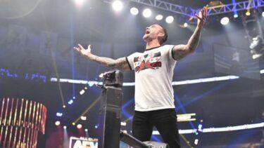 Tony Khan révèle le succès rapide de CM Punk dans AEW