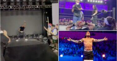 WWE : Matt Hardy trompe cruellement les fans avec la musique d'entrée de Jeff Hardy dans une émission indépendante