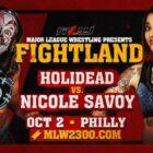 Bobby Fish contre Lee Moriarty annoncé pour MLW Fightland