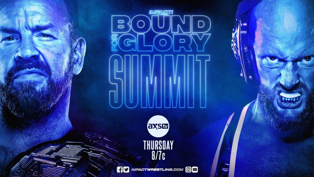 14 octobre 2021 – IMPACT Wrestling