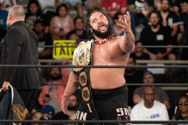 Le PDG de la Major League Wrestling détaille son plan pour affronter les mastodontes de la WWE et de l'AEW