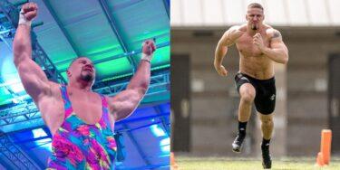 La WWE a raison d'attacher une fusée à Bron Breakker