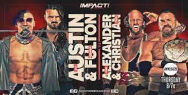 Résultats d'Impact Wrestling - 7 octobre 2021