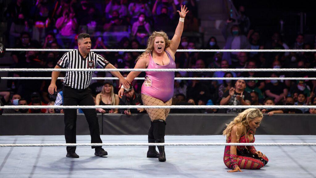 Doudrop promet de gagner le tournoi WWE Queens Crown