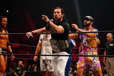 Kenny Omega déchire Disco Inferno lors d'une discussion sur les cotes d'AEW