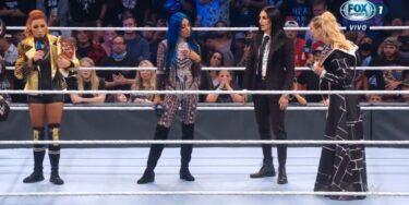Backstage News sur le côté de qui le vestiaire de la WWE a pris entre Charlotte Flair et Becky Lynch