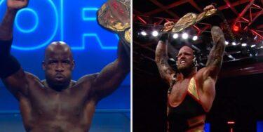 Josh Alexander remporte le championnat du monde IMPACT et perd le titre contre Moose quelques instants plus tard