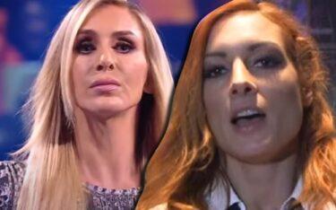 Becky Lynch considérée comme une héroïne dans les coulisses pour avoir tenu tête à Charlotte Flair