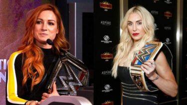 Becky Lynch et Charlotte Flair impliquées dans un incident dans les coulisses : rapport