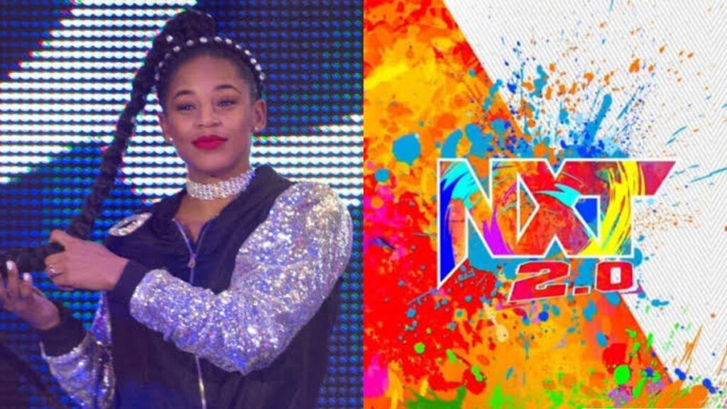 Bianca Belair sur ses réflexions sur NXT 2.0