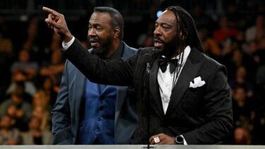 Booker T is impressed with what Hit Row has done in WWE so far