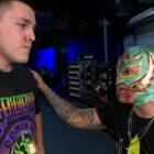 """""""C'est frustrant"""" - Dominik sur des arguments hors caméra avec Rey Mysterio [Exclusive]"""