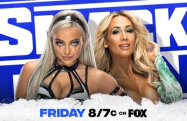 Couverture et commentaires de WWE SmackDown LIVE avec Kevin Christopher Sullivan (10.01.21)