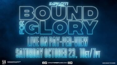 IMPACT Wrestling Bound For Glory 2021 Quick Results