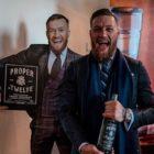 «J'aimerais être bon dans ce domaine» – La superstar de la WWE souhaite qu'il soit aussi bon que Conor McGregor
