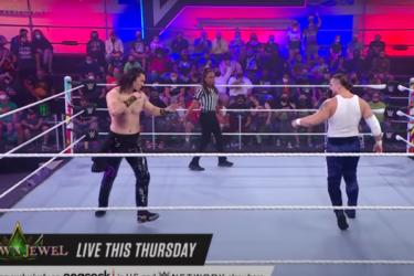 La WWE dépose une marque sur 'Ru Feng'