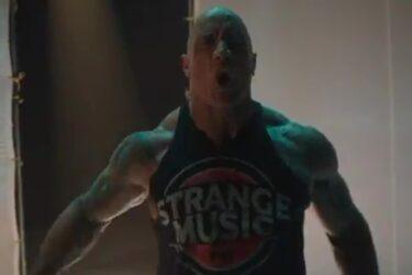 La légende de la WWE et star hollywoodienne The Rock sortira sa première chanson RAP avec Tech N9ne et King ISO appelée Face Off