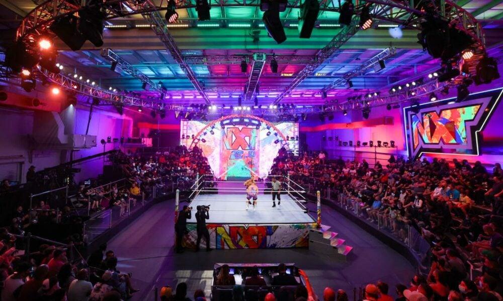 Les notes de WWE NXT 2.0 (10/12/21) restent stables pour la tête d'affiche du titre nord-américain