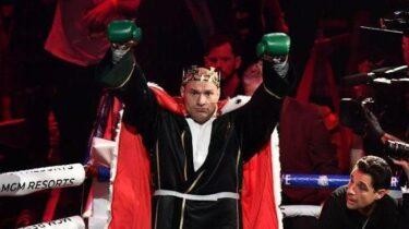 Les superstars de la WWE prédisent le vainqueur de Tyson Fury contre Deontay Wilder III