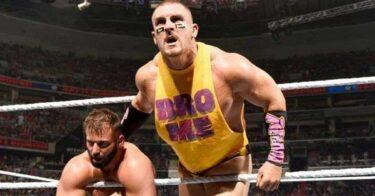Mojo Rawley révèle sa frustration face à l'abandon de la querelle de la WWE avec Zack Ryder après avoir rompu Hype Bros