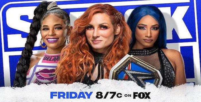 Résultats de SmackDown - 8 octobre 2021