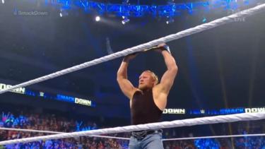 Résultats, récapitulation et notes de WWE SmackDown: Brock Lesnar attaque Roman Reigns et est suspendu pour ses actions