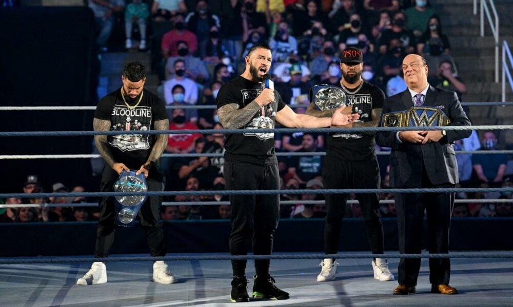 Roman Reigns bat les records de marchandises de la WWE, spoiler sur les plans futurs de Reigns et Brock Lesnar
