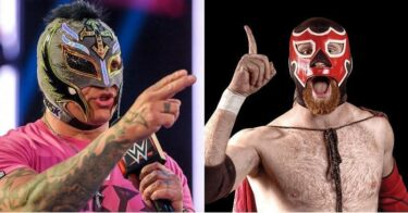 Sami Zayn reacts to Rey Mysterio's tweet after Friday Night SmackDown