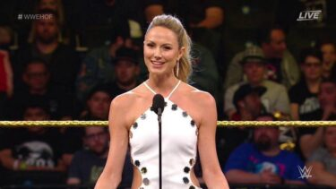 Shawn Stasiak talks about his experience with Stacy Keibler