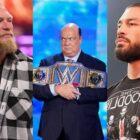 Spoiler pour Roman Reigns vs Brock Lesnar, 2 superstars taquinent le changement de gimmick