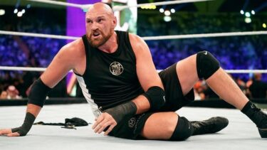 Tyson Fury has responded to Undertaker's message.