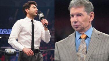 Tony Khan tire sur Vince McMahon pour avoir annoncé « Supersized » WWE SmackDown la semaine prochaine contre AEW Rampage